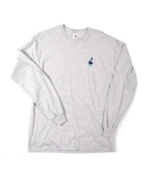 Z_Grey Mens Long Sleeve