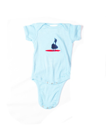 Z_Light Blue Onsie Surf D