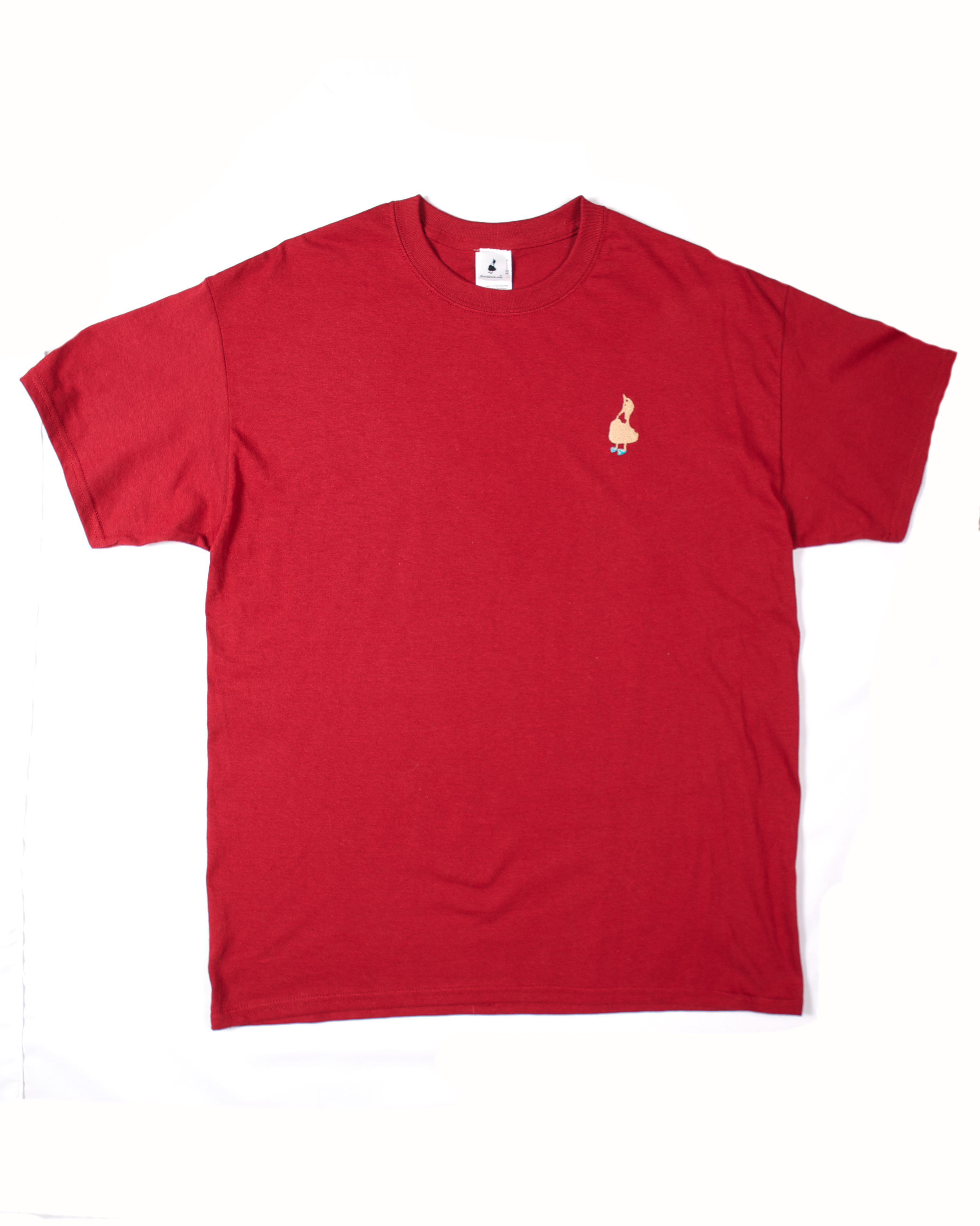 Z_Red Mens T
