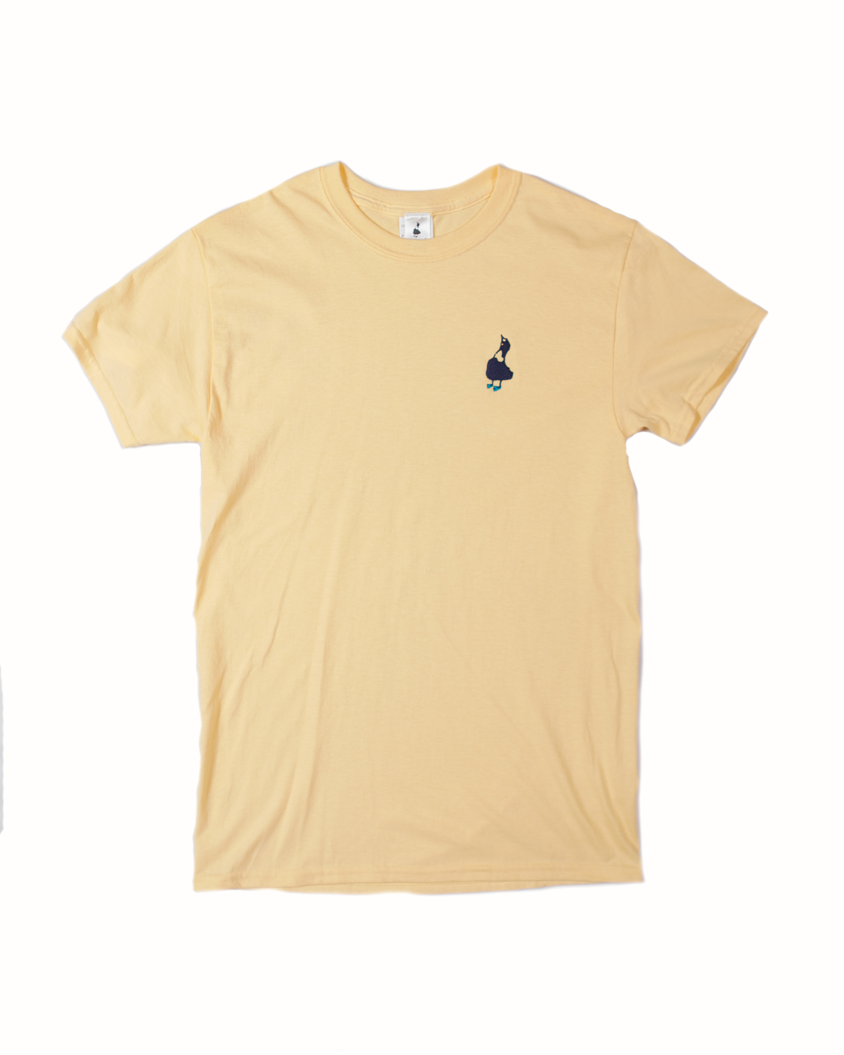 Z_Yellow Mens T
